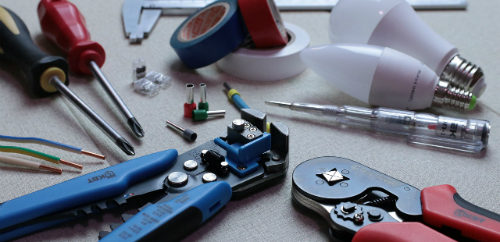 electricians kit and tools | electrician capalaba | Brisbane electricians | Unified Electrical